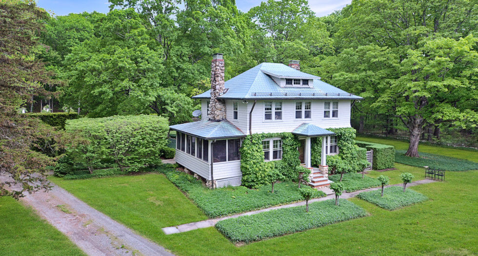Real Estate Drone Photography in New York