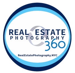 Real Estate Photography NYC 360 logo