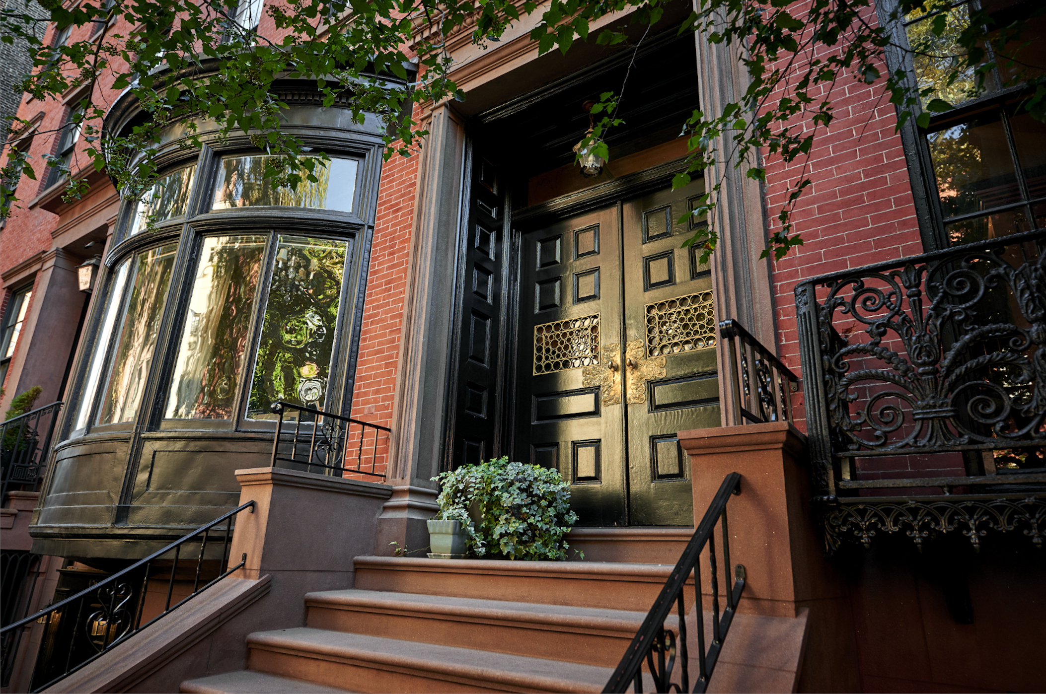 Brownstone Home in Cobble Hill Brooklyn