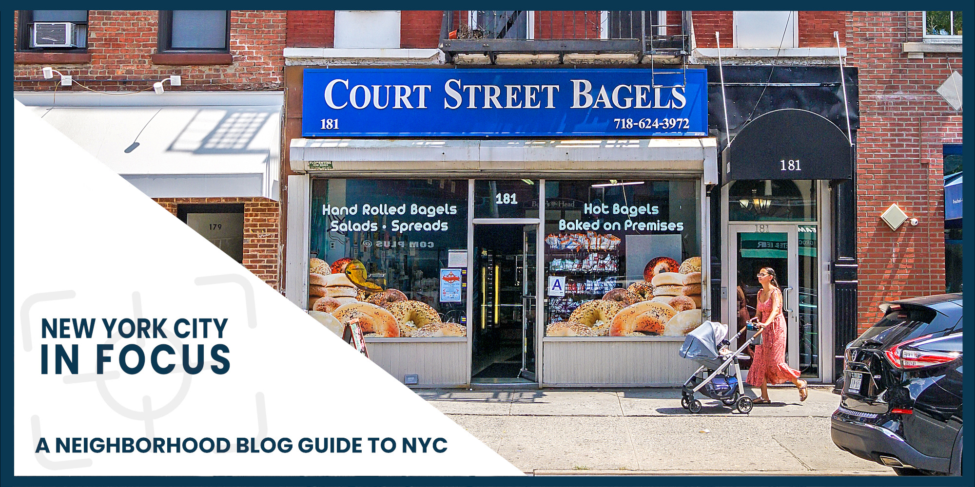 New York City In Focus : Carroll Gardens